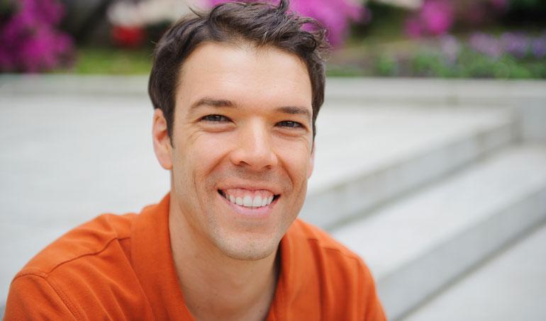 Zach Prez Official Headshot Photo